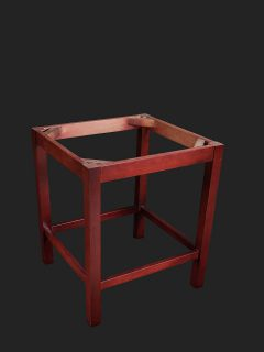 4 Legged Table Base with Underframe