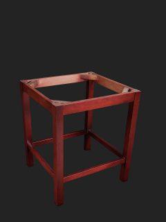 4 Legged Table Base with Underframe