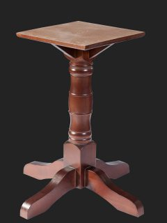 Buckingham Single Pedestal Base