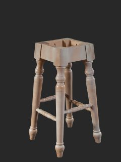 Falstaff High Stool