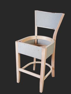 Oregon RFU High Stool