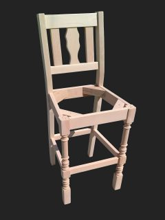 Thurston High Stool
